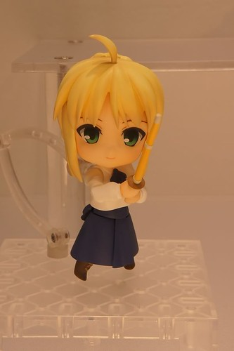 Nendoroid Saber: Casual Clothes version