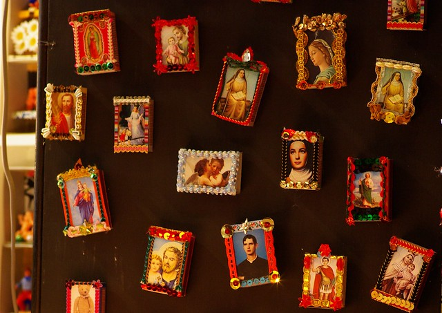 Ricardo Vea - boîtes d'allumettes décorées aimantées
