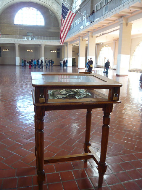 The Ellis Island Immigration Museum