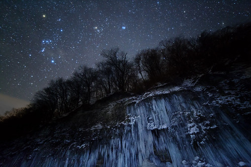 Star icefall