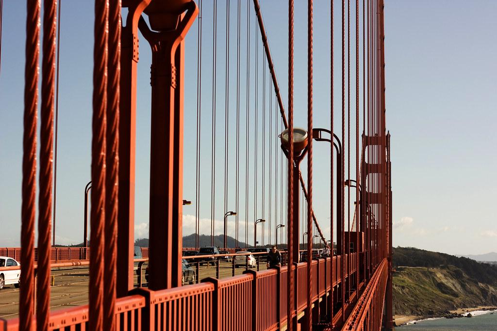 Golden Gate Bridge 2009