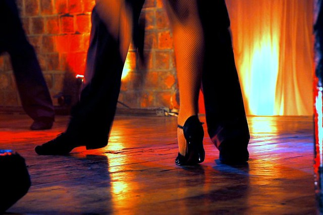 Tango feet 2
