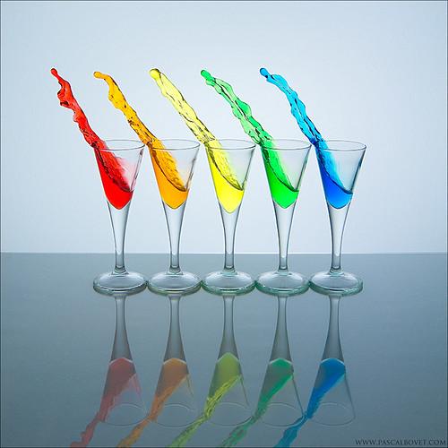 Rainbow splash - Explore [FrontPage]