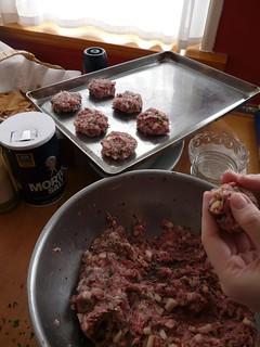 Homemade Tukey Sausage-2