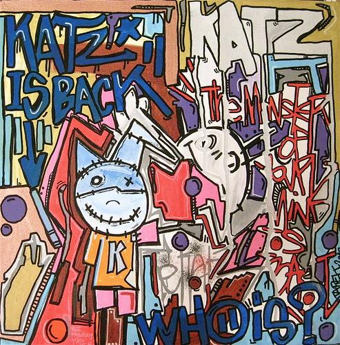 Katz is back by Tarek by Pegasus & Co