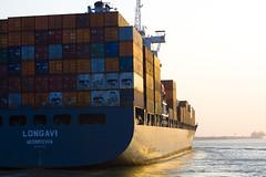 Cargo ship, Cargo into Sunlight