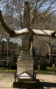 Daniel Defoe's Monument