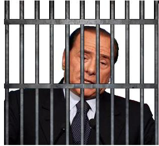 Berlusconi: Guilty, Guilty, Guilty.