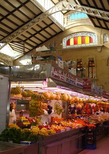 Mercado Centrale, Valencia