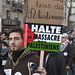 Paris Protest in Support of Palestinians in Gaza-8