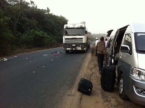 Lagos / Ibadan Expressway by Jujufilms