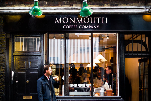 5425385975_4b9aba2779_z Monmouth Coffee  -  London, UK London UK  UK monmouth London england Coffee cafe beans