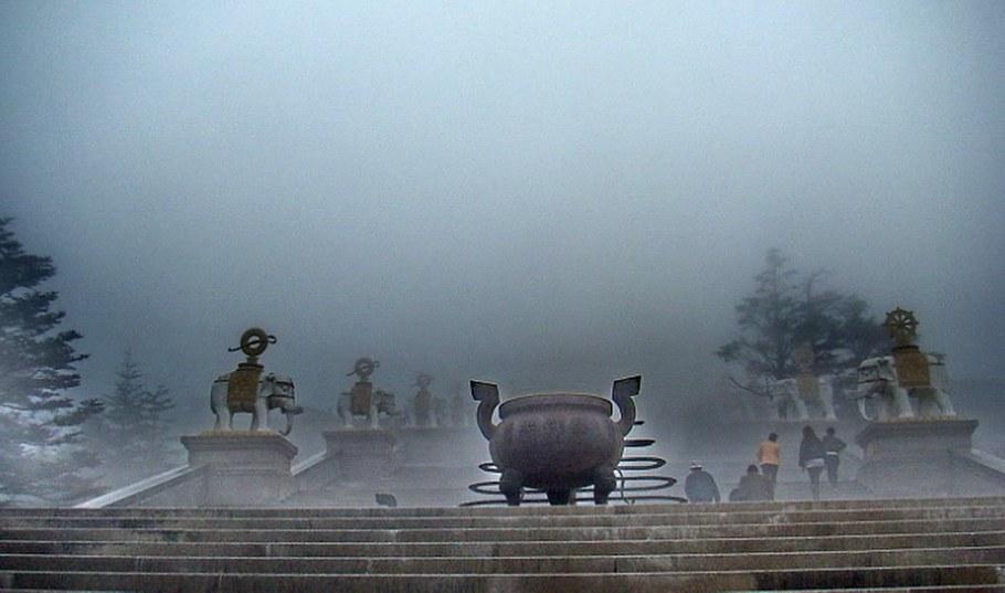 Montaña Sagrada Emeishan/Emei-Sichuan-China 07 Patrimonio de la Humanidad Unesco