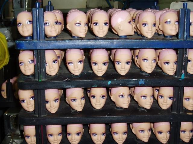 Fabrica Mattel china - Factory mattel china