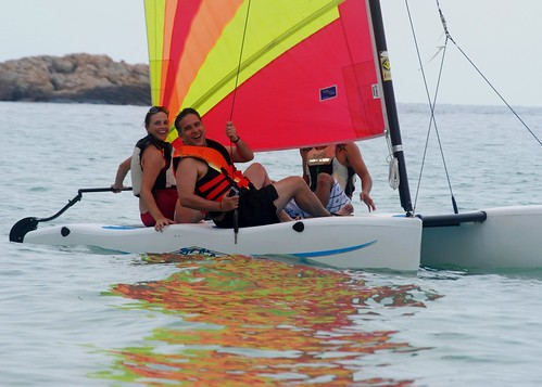 Jean's Sailing Lesson