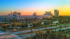 Orlando Sunset, Convention Center