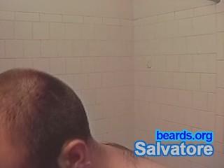 Salvatore: going goatee, part 17