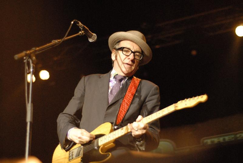 Elvis Costello at Bluesfest