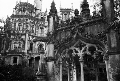 Quinta da Regaleira, Sintra, April 2011