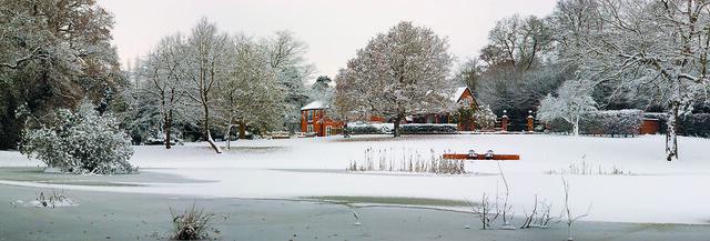 Lake House - Winter