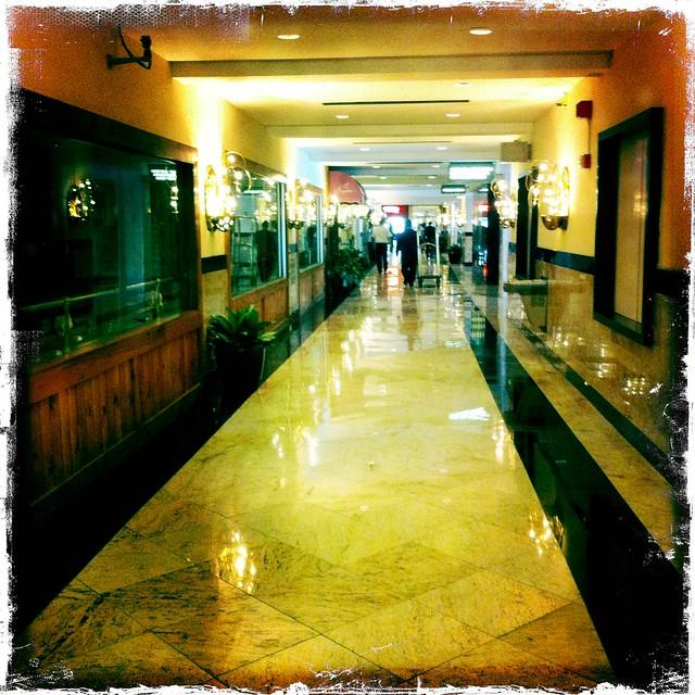 Hallway at Congress Hotel