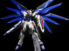 Metal Build Freedom Review 2012 Gundam PH (107)