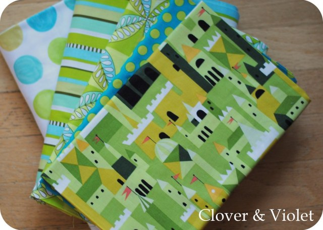 Twin Quilt Fabric
