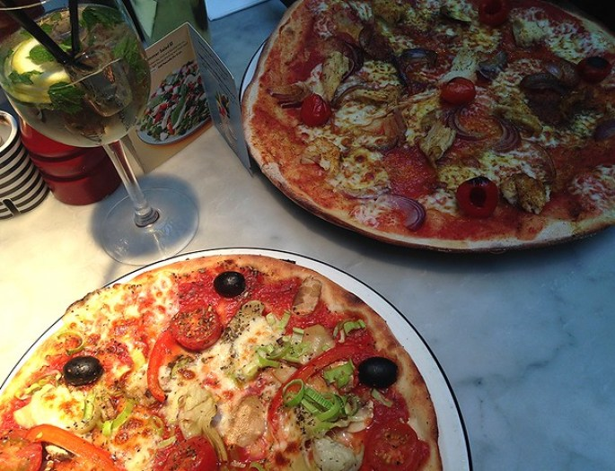 pizza express summer tour