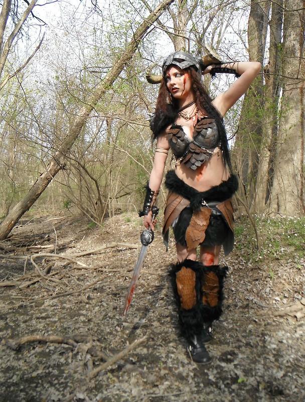 Nikki's Dovhakin costume