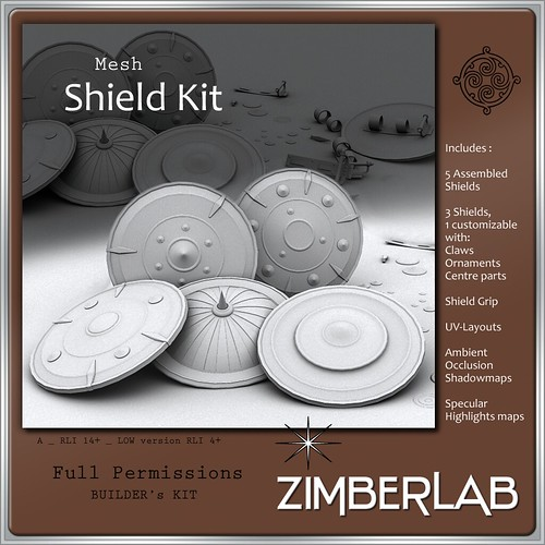 ZimberLab Shield A @ The Deck