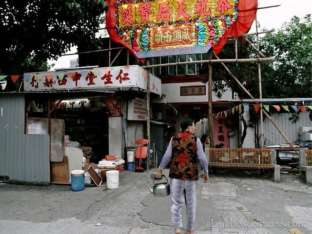 Nga Tsin Wai Tsuen (衙前圍村)