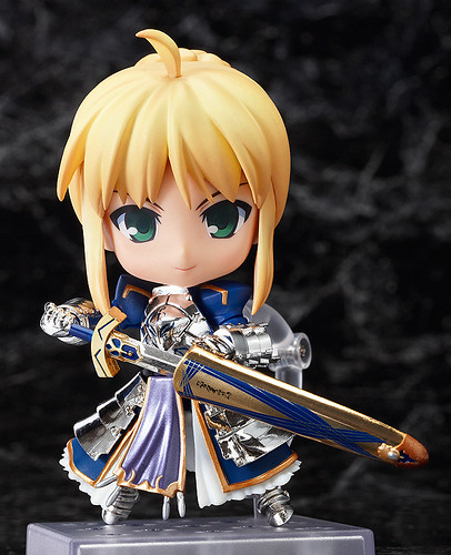 Nendoroid Saber: 10th Anniversary Edition