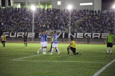 Maringá FC x Grêmio