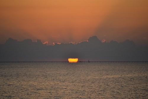 006 Lake Pontchartrain Sunset