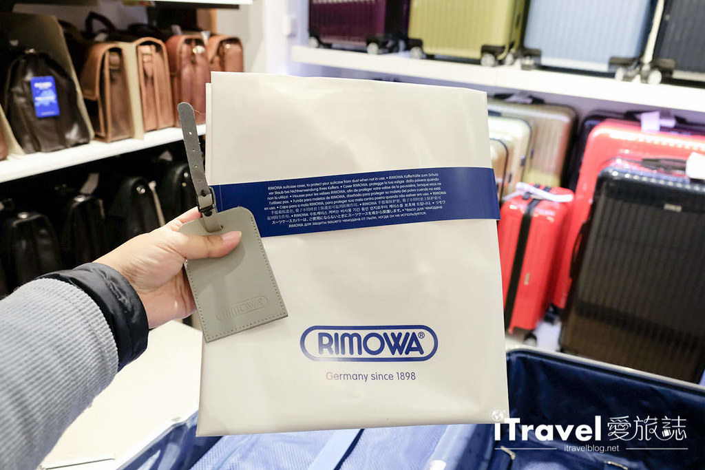 《好好买》Rimowa:德国百年工艺旅行箱入手与开箱分享