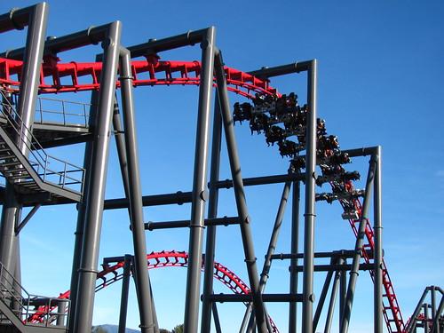 Six Flags Magic Mountain 113