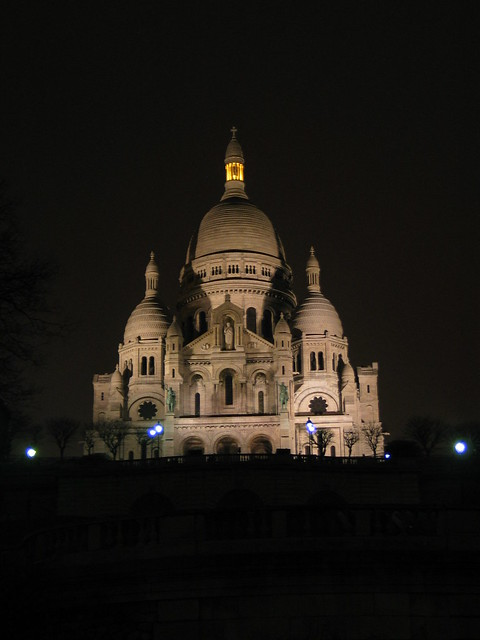 Basílica do Sacré Coeur