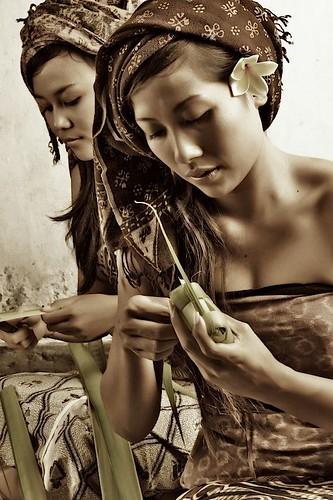 Balinese girl # 12
