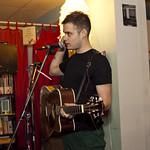Mike Duguay @ Raw Sugar Cafe