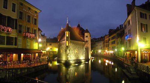 Annecy: Palais de l'Île