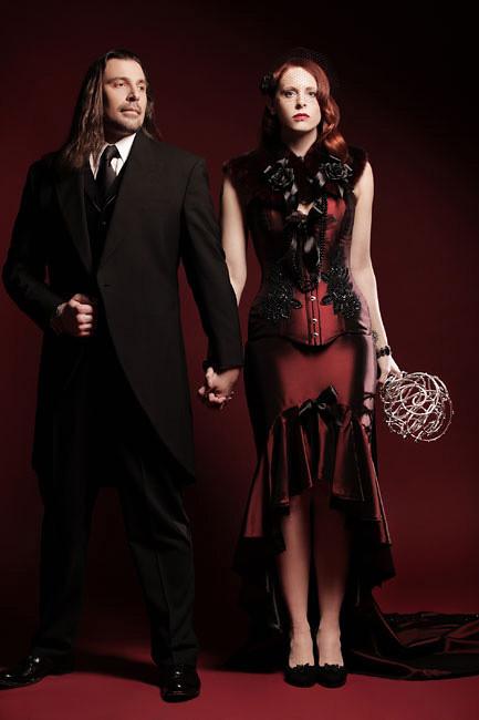 Seth & Kelley Formal Wedding Portrait