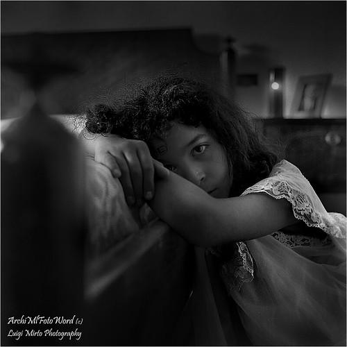 Storia di una lacrima - Story of a tear