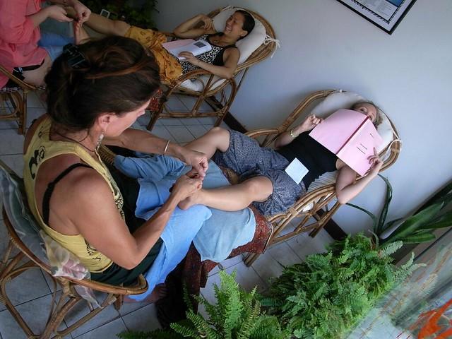 massage lesson
