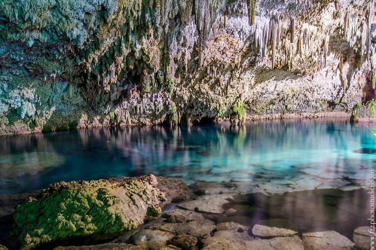 Yucatán - Cho-Ha (Cenote)
