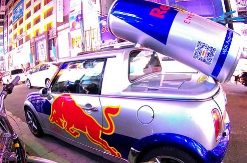Red Bull Car