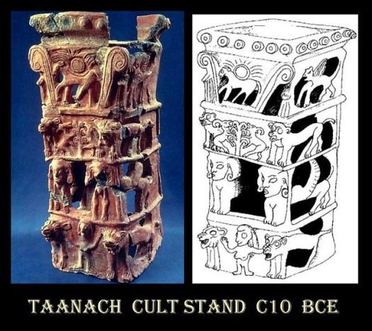 Taanach stand
