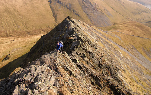 Lucie on Sharp Edge
