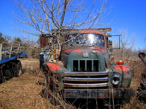 Bonnie and Clyde Truck