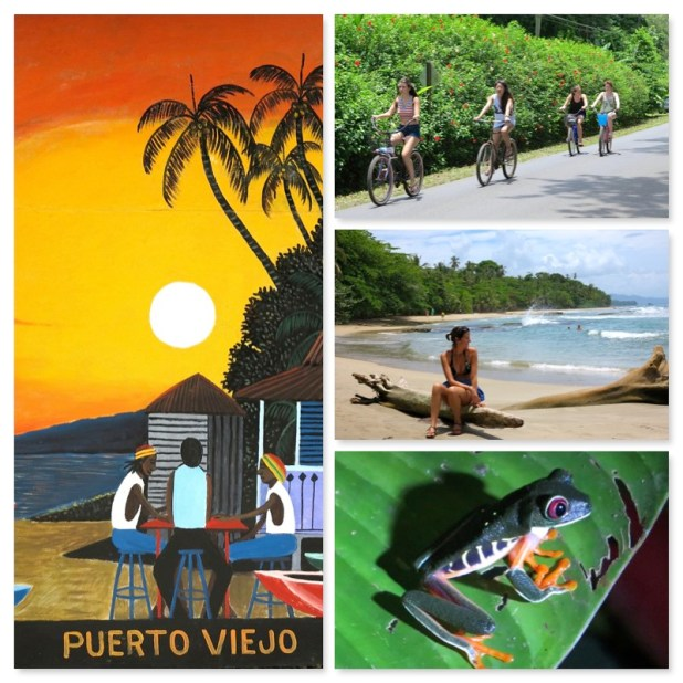 Viaje a Puerto Viejo de Talamanca