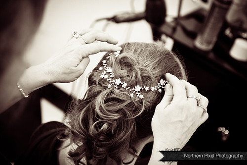 Katherine + Luis | Hair Do